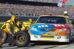 NASCAR : 20 février Daytona 500 Images stock