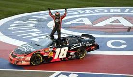 NASCAR: 20. Februar Stater Bros 300 Lizenzfreies Stockfoto