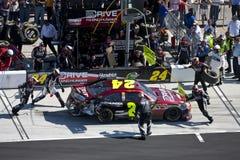 NASCAR : 20 février Daytona 500 Photo libre de droits