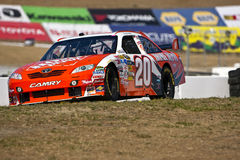 NASCAR : 20 juin Toyota/sauf le marché 350 Photographie stock