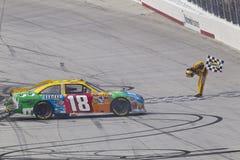 NASCAR: 20. März Jeff Byrd 500 Lizenzfreie Stockbilder