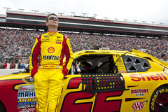 NASCAR : 20 mars Jeff Byrd 500 Photographie stock
