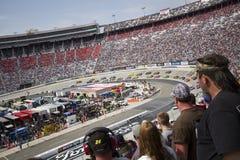 NASCAR : 20 mars Jeff Byrd 500 Photographie stock libre de droits