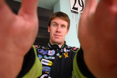 NASCAR: 20 november Doorwaadbare plaats 400 Royalty-vrije Stock Fotografie