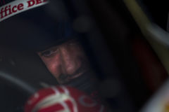 NASCAR: 20. November Ford 400 Lizenzfreie Stockfotos
