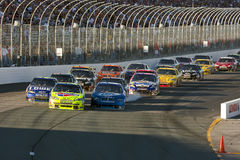 NASCAR : 20 septembre Sylvania 300 Images stock