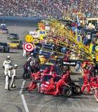 NASCAR : 20 septembre Sylvania 300 Photos stock