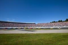 NASCAR : 20 septembre Sylvania 300 Images libres de droits