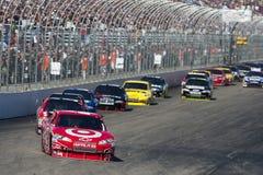 NASCAR : 20 septembre Sylvania 300 Photos libres de droits