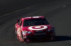 NASCAR : 20 septembre Sylvania 300 Image libre de droits
