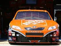 NASCAR - #20 Stewart desarrolla Imagen de archivo libre de regalías