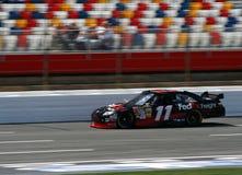 NASCAR 2008 #11 Hamlin chez Lowes Images libres de droits