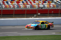 NASCAR 2008 - #18 Kyle Busch Royalty Free Stock Images