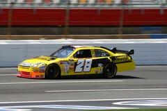 NASCAR - 2008 #28 Kvapil LL3 Lizenzfreies Stockbild