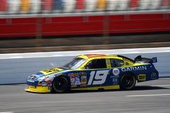 NASCAR 2008 - Sadler bei Lowes Stockbild
