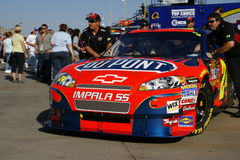 NASCAR 2008 toda la estrella Jeff Gord Imagenes de archivo