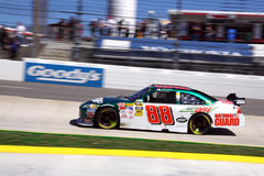 NASCAR 2009 - Dale Jr at Martinsville Stock Photos