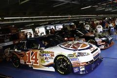 NASCAR 2010 #14 de todo o Stewart da estrela - apronte para ir! Foto de Stock