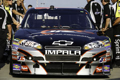 NASCAR 2010 All Star Dale Jr's #88 Chevy Impala Royalty Free Stock Image