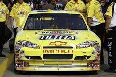 NASCAR 2010 All Star Harvick's #29 Pennzoil Ultra Stock Photos