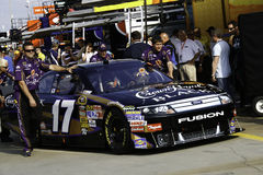 NASCAR 2010 All Star Kenseth's #17 Team Stock Images