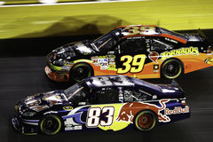 NASCAR - 2010 All Stars Side By Side! Royalty Free Stock Photos
