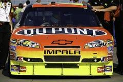 NASCAR 2010 alles Auto Sternjeff-Gordons Stockbilder