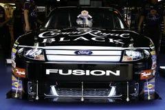 NASCAR 2010 alles Stern Kenseths #17 Ford Schmelzverfahren stockfoto