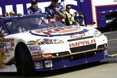 NASCAR 2010 Burger King Chevy di tutto lo Stewart della stella Fotografia Stock Libera da Diritti