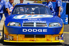 NASCAR - 2010 Coca Cola 600 winning car Royalty Free Stock Photos
