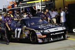 NASCAR 2010 personas de #17 de todo el Kenseth de la estrella Imagenes de archivo