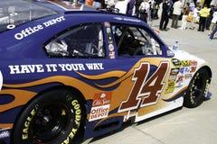 NASCAR - 2010 toda la estrella - #14 - tiene su manera Imágenes de archivo libres de regalías