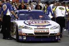 NASCAR 2010 toda la raza de la estrella - #14 BK Chevy Fotos de archivo