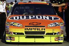 NASCAR 2010 todo o carro de Jeff Gordon da estrela Imagens de Stock