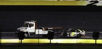 NASCAR - 2010 todos los Star Wreck para #5 Martin Foto de archivo