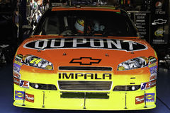 NASCAR - 2010 tout le chemin de l'étoile #24 Dupont Chevy pré Images libres de droits