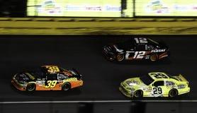 NASCAR - 2010 tutte le stelle che corrono duro Fotografie Stock