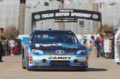 NASCAR 2012年: AAA得克萨斯11月500日02日 免版税库存照片