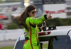 NASCAR 2012年: Sprint杯子系列AdvoCare 500 免版税库存照片