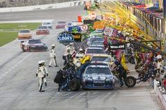 NASCAR 2012: AAA Tejas el 2 de noviembre 500 Imágenes de archivo libres de regalías