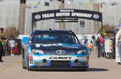 NASCAR 2012: AAA Texas 500 NOV 02 Royalty Free Stock Photo