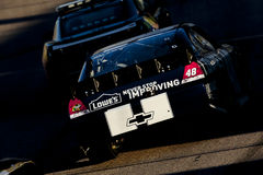 NASCAR 2012: AAA Texas 500 NOV 02 Royalty Free Stock Image