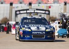 NASCAR 2012: AAA Texas 500 NOVEMBRO 02 imagem de stock