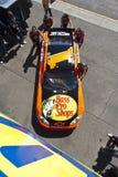 NASCAR 2012: Ajuste fresco 500 do metro Imagem de Stock
