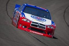 NASCAR 2012: Auto Club 400 Stock Afbeeldingen