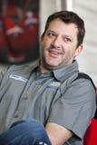 NASCAR 2012: Club auto 400 Fotos de archivo libres de regalías