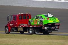 NASCAR 2012: Duello il 1° febbraio 23 di Gatorade Fotografia Stock