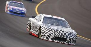 NASCAR 2012: Hollywood kasino 400 OCT 18 Arkivbilder