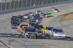 NASCAR 2012: Kentucky 300 Stock Photography