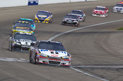 NASCAR 2012: Kobalt Hilfsmittel 400 Lizenzfreie Stockbilder